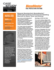 Alwest Fire Protection Case Study