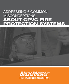 Misconceptions About CPVC Fire Protection Systems Guide