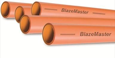 BlazeMaster CPVC BIM Objects