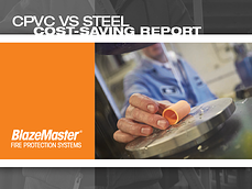 CPVC vs Steel Which is more cost effective report