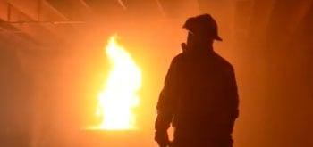 UL 1821 Fire Test Footage
