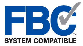 FBC™ System Compatible Program Screenshot