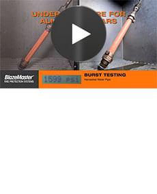 grid-harvested-pipe-burst-test-video