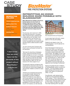 Downloadable Case Study Benedictine College