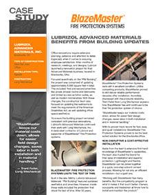 Downloadable Lubrizol Case Study