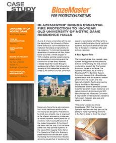 Downloadable Case Study Notre Dame