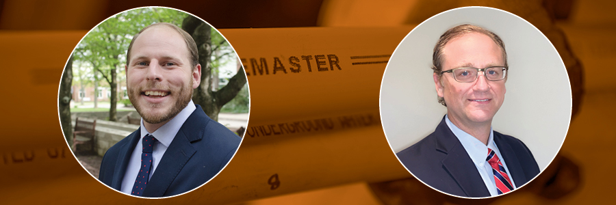 BlazeMaster® CPVC Team Grows With Addition of Brian Courtright and Brad Pick