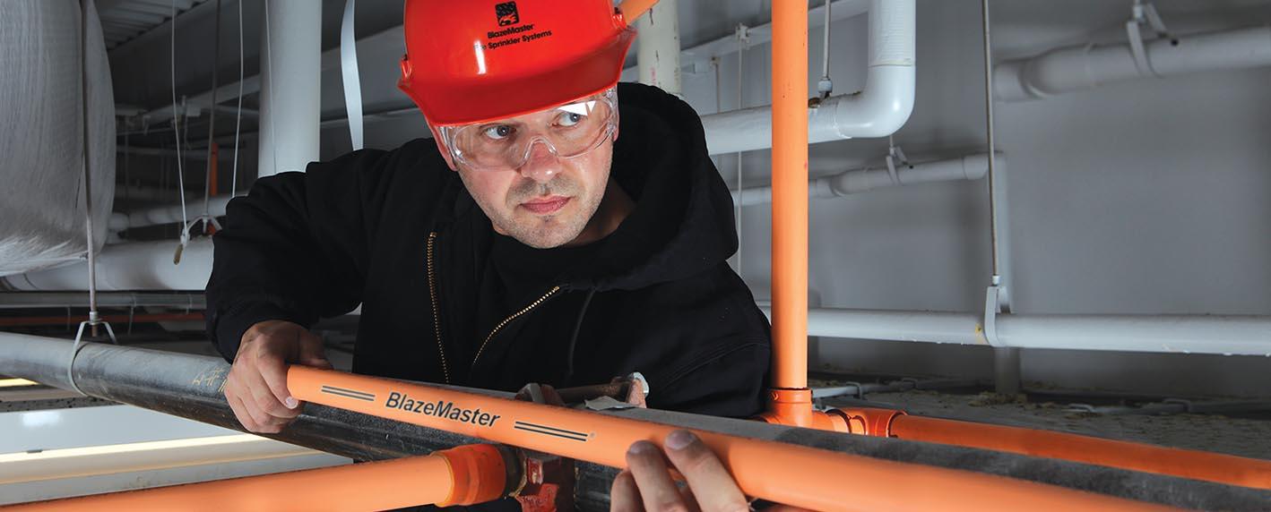 Las Apretadas Agendas de Construcción No son Problema alguno para la Protección contra Incendios Rentable