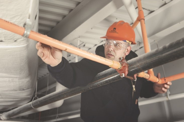 BlazeMaster CPVC Reference Sheet Helps Guide AHJ Inspections