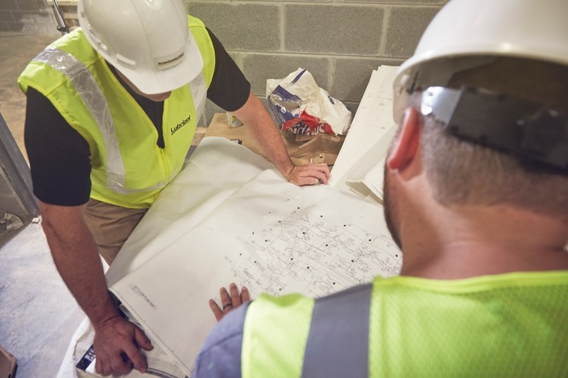 BlazeMaster®CPVC Saves Time and Money on Commercial Retrofit